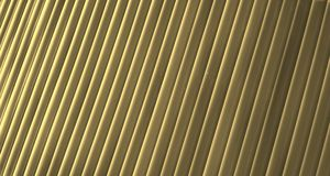 Horizontal Venetian blinds closed Royalty Free Stock Images