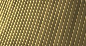 Horizontal Venetian blinds closed Royalty Free Stock Images