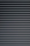 Horizontal vent lines close up stripe background texture Stock Image