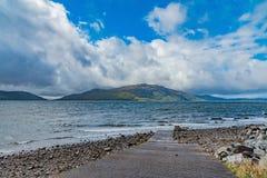 Horizontal vert Photo libre de droits