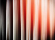 Horizontal vertical blinds vivid abstraction with light leak Royalty Free Stock Photography
