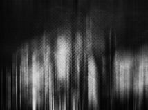 Horizontal vibrant black and white steel metal texture Stock Image
