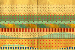 Horizontal vintage background Stock Photos