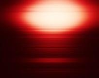 Horizontal vivid red digital alloy Stock Image