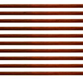 Horizontal wood stripes Stock Images