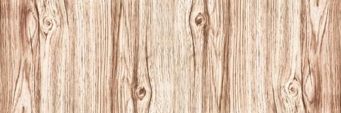 horizontal wood texture for pattern and background Stock Photos