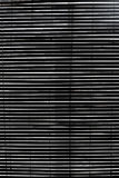 Horizontal Wooden Blinds Royalty Free Stock Photography