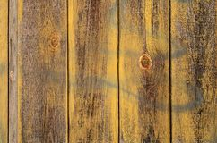 Horizontal wooden board texture Royalty Free Stock Images
