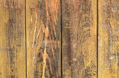 Horizontal wooden board texture Stock Photo