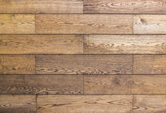 Horizontal wooden texture Stock Image