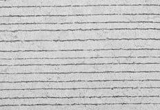 Horizontale Beschaffenheit der Linie konkreter Boden-Hintergrund Stockbild