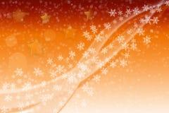 Horizontale brons digitale achtergrond met wit Royalty-vrije Stock Foto