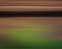 Horizontale Farblinien und Flecke Stockfotos