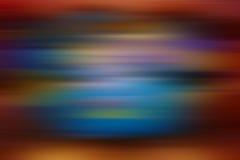 Horizontale Farblinien und Flecke Lizenzfreie Stockfotos
