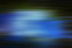 Horizontale Farblinien und Flecke Stockfotografie