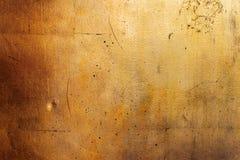 Horizontale goldene Wand, Beschaffenheit des schwarzen Goldes stockfotos