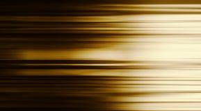 Horizontale gouden legeringsabstractie Stock Fotografie