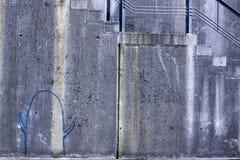 Horizontale Graffiti Lizenzfreie Stockbilder