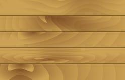 Horizontale Houten textuur Stock Afbeelding