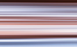 HORIZONTALE KLARE BROWN-BEWEGUNGSUNSCHÄRFE-ABSTRAKTION Stockbilder