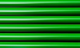 Horizontale levendige trillende groene bedrijfspresentatie Royalty-vrije Stock Afbeeldingen