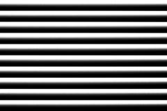 Horizontale Linien, bw lizenzfreie stockfotografie