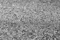 Horizontale Schwarzweiss-Grundbeschaffenheit mit bokeh Hintergrund Lizenzfreie Stockfotografie