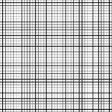 Horizontale und vertikale schwarze Bänder stockbild