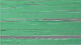 Horizontale Vervormde Abstracte Lijnen royalty-vrije illustratie