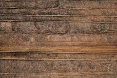 Horizontale Wüsten-Sandstein-Beschaffenheit Stockbild