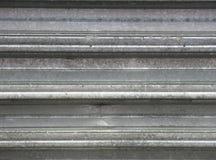 Horizontale Zeilen. Stockfoto
