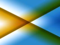Horizontales X lizenzfreie abbildung