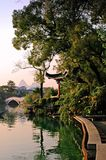 horizontaux de guilin Photos stock