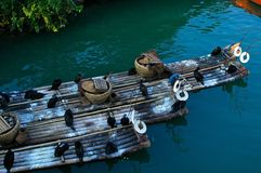 Horizontaux de Guilin photos stock