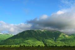 Horizontaux de Kamchatkian image stock