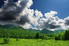 Horizontaux de Kamchatkian image libre de droits