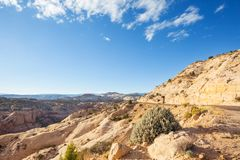 Horizontaux de l'Utah photo stock
