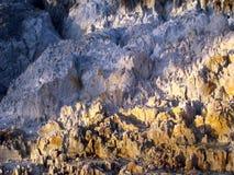 Horizontaux de montagne du Bornéo Photos libres de droits