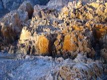 Horizontaux de montagne du Bornéo Image stock