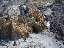 Horizontaux de montagne du Bornéo Photos stock