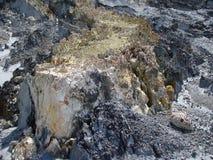 Horizontaux de montagne du Bornéo Photo stock