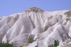 Horizontaux de roche de Cappadocia Photographie stock