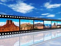 Horizontaux nord-américains Photographie stock libre de droits