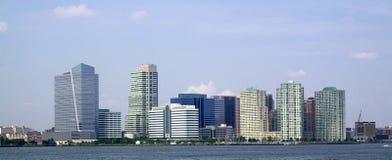 HORIZONTE 01 DE NJ Fotos de archivo libres de regalías