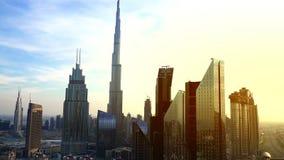 Horizonte c?ntrico de Dubai metrajes