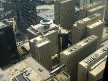 Horizonte de Atlanta Fotografía de archivo libre de regalías