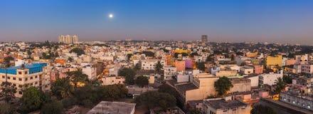Horizonte de Bangalore imagen de archivo