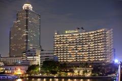Horizonte de Bangkok Fotografía de archivo libre de regalías