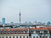 Horizonte de Berlín Imagenes de archivo