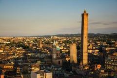 Horizonte de Bolonia Foto de archivo libre de regalías